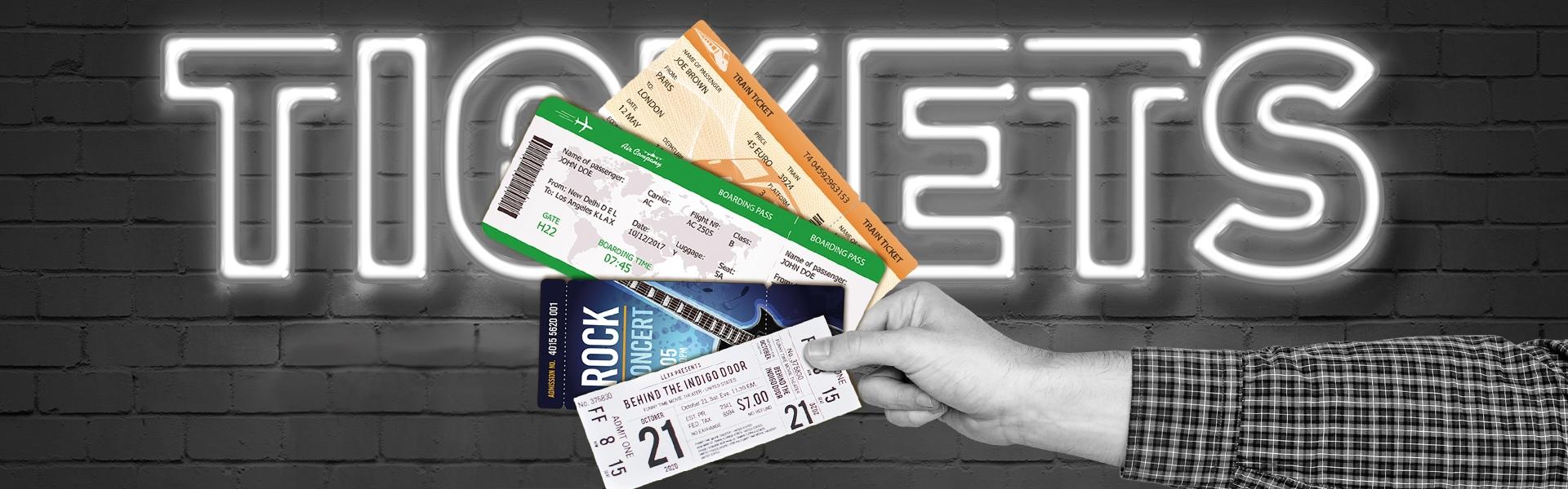 LBS Biglietteria aerea